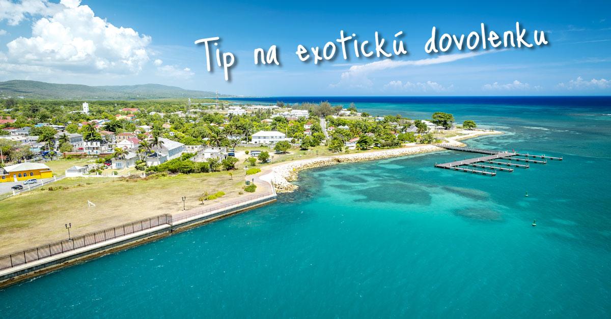 Jamajka - Karibská oáza rumu, konope a nahoty
