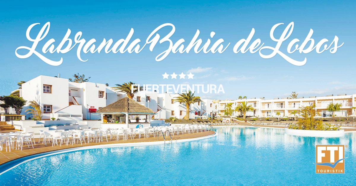 LABRANDA Bahia de Lobos - rodinná dovolenka ako víno!