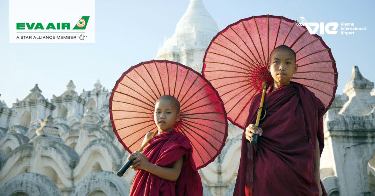 Mjanmarsko - poznáte krajinu zlatých pagod?