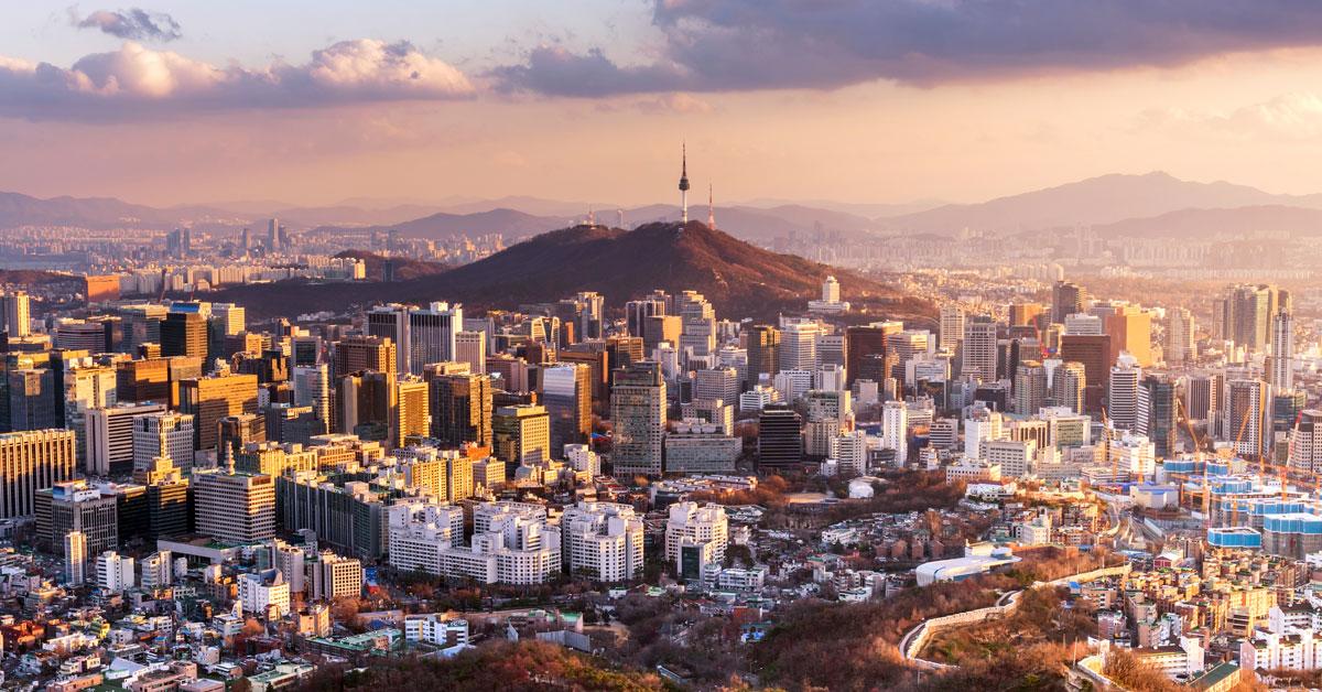 Soul - gigantické mesto Ázie