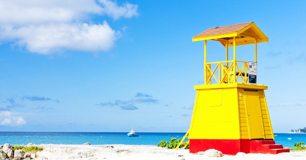 Dovolenka Barbados