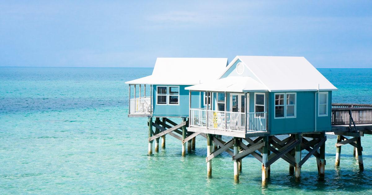 Dovolenka Bermudy