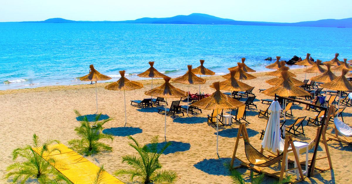 Dovolenka Slnečné pobrežie