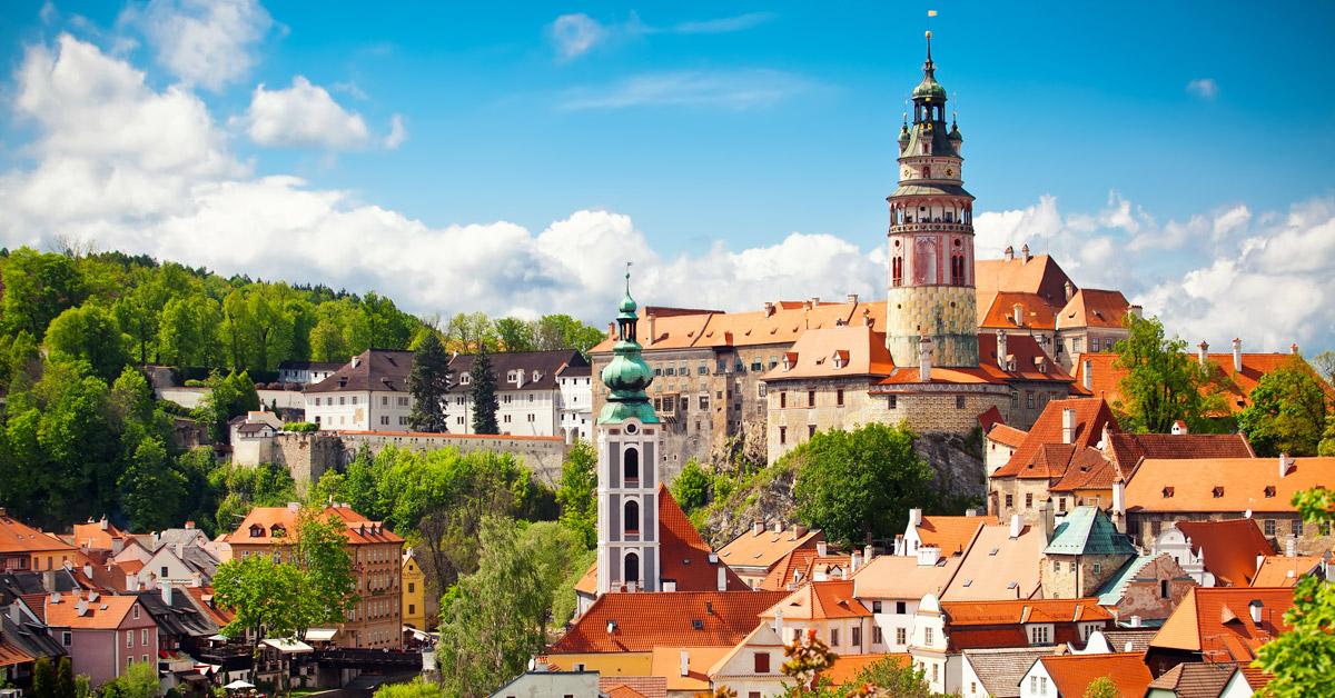 Dovolenka Česká republika
