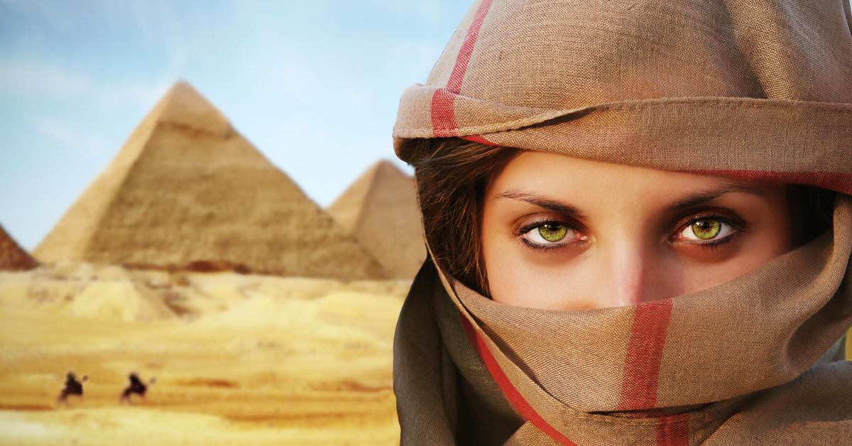 Dovolenka Egypt