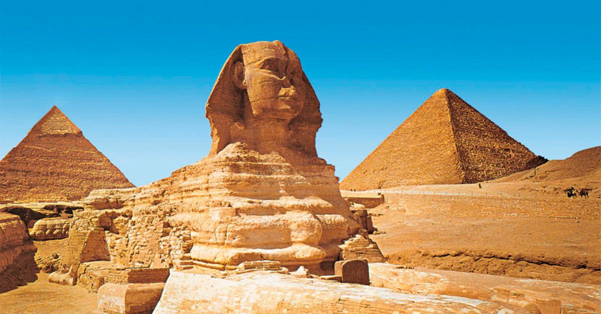 Dovolenka Káhira, Gíza, Memphis a Ismailia
