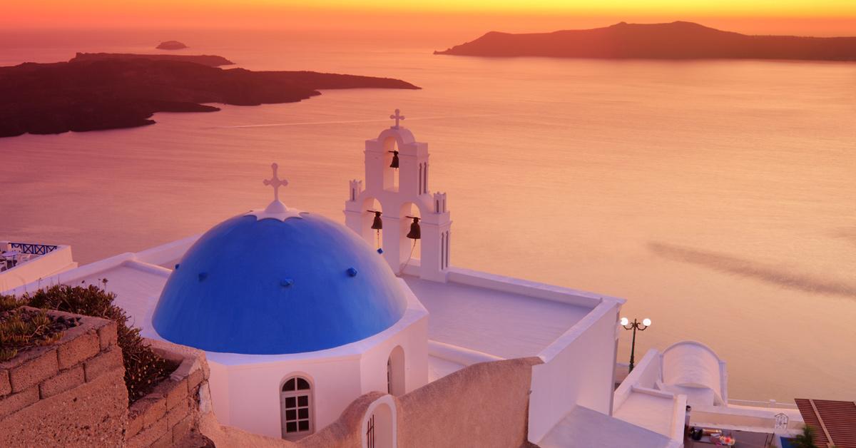 Dovolenka Grécke ostrovy