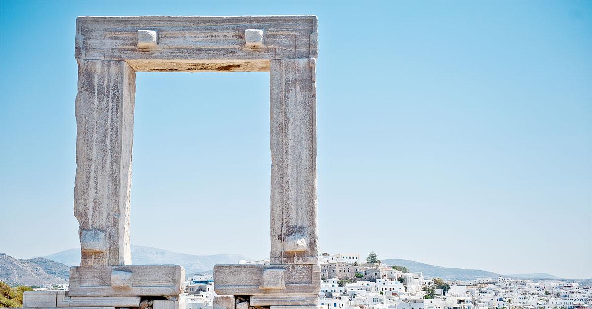 Dovolenka Naxos