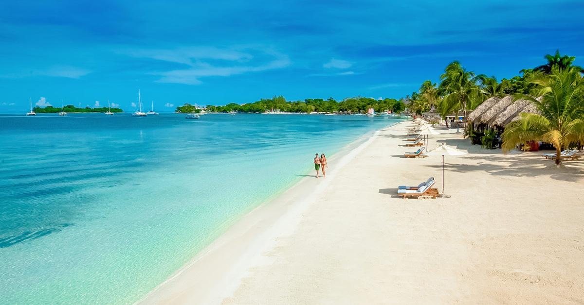 Dovolenka Jamajka