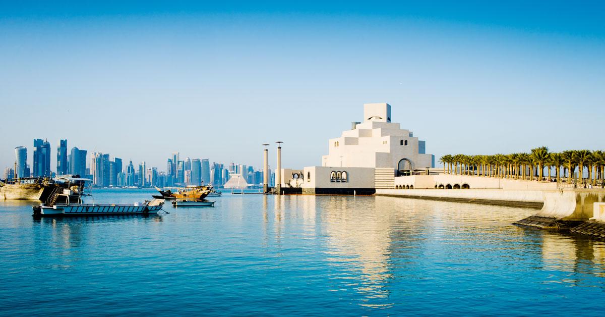 Dovolenka Katar