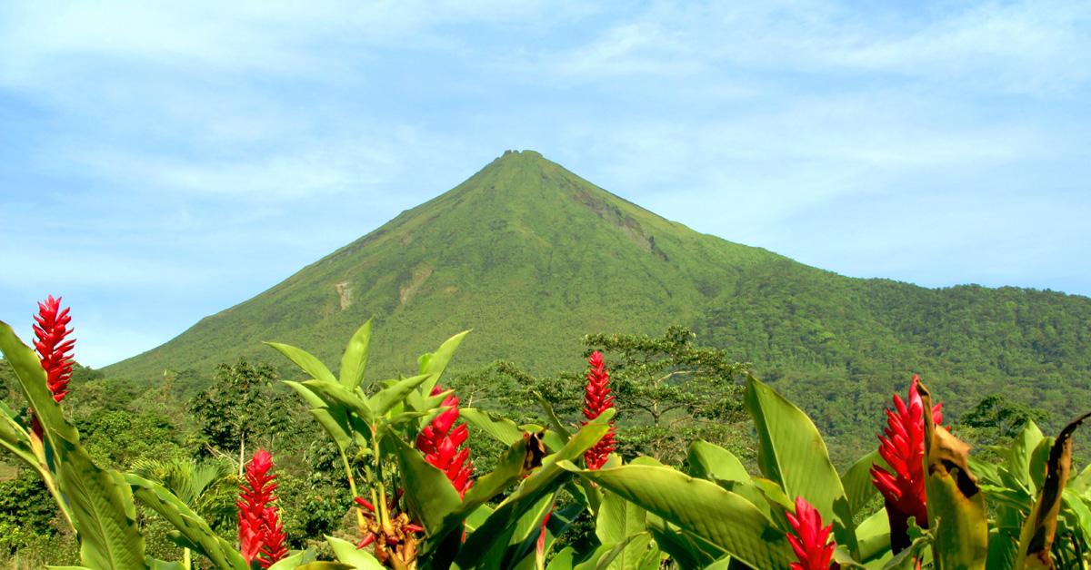 Dovolenka Kostarika