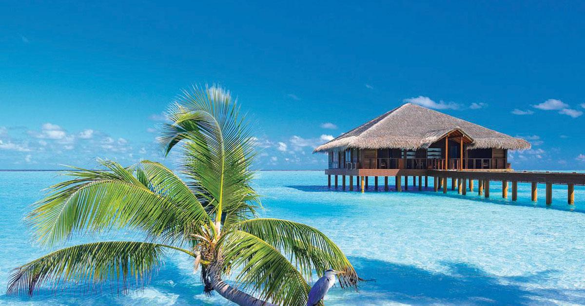 Dovolenka Maldivy