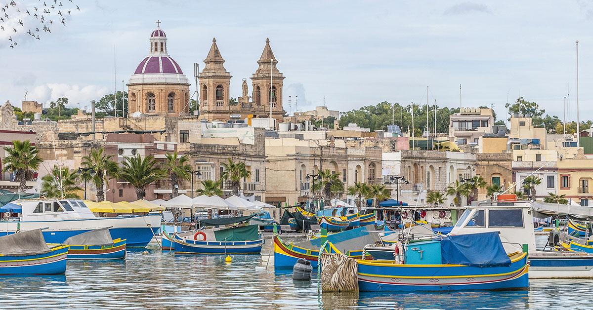 Dovolenka Malta