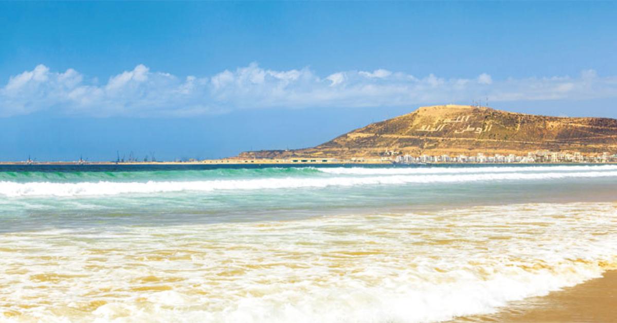 Dovolenka Agadir