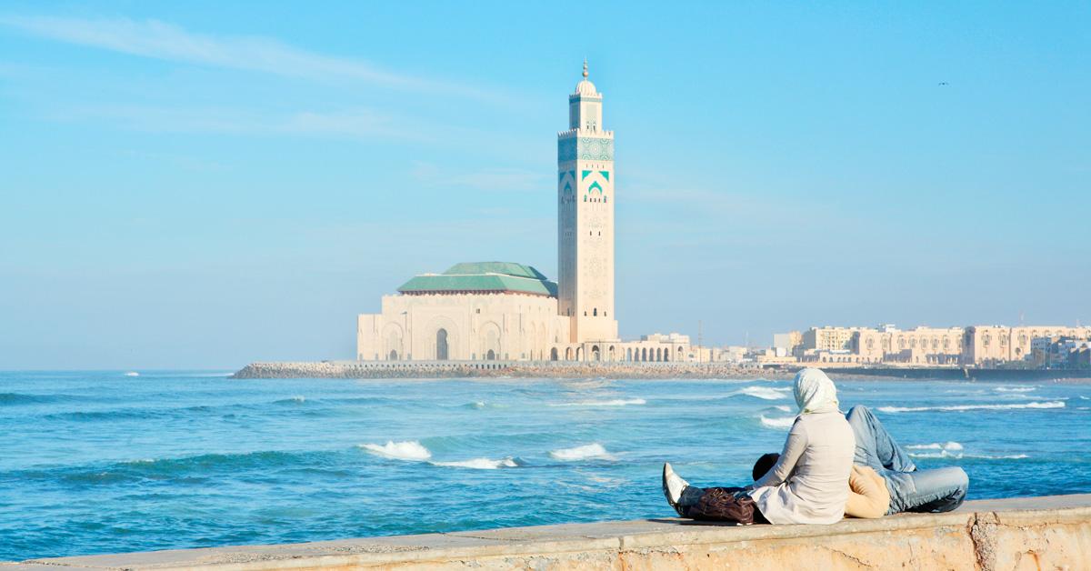 Dovolenka Casablanca, El Jadida a Rabat