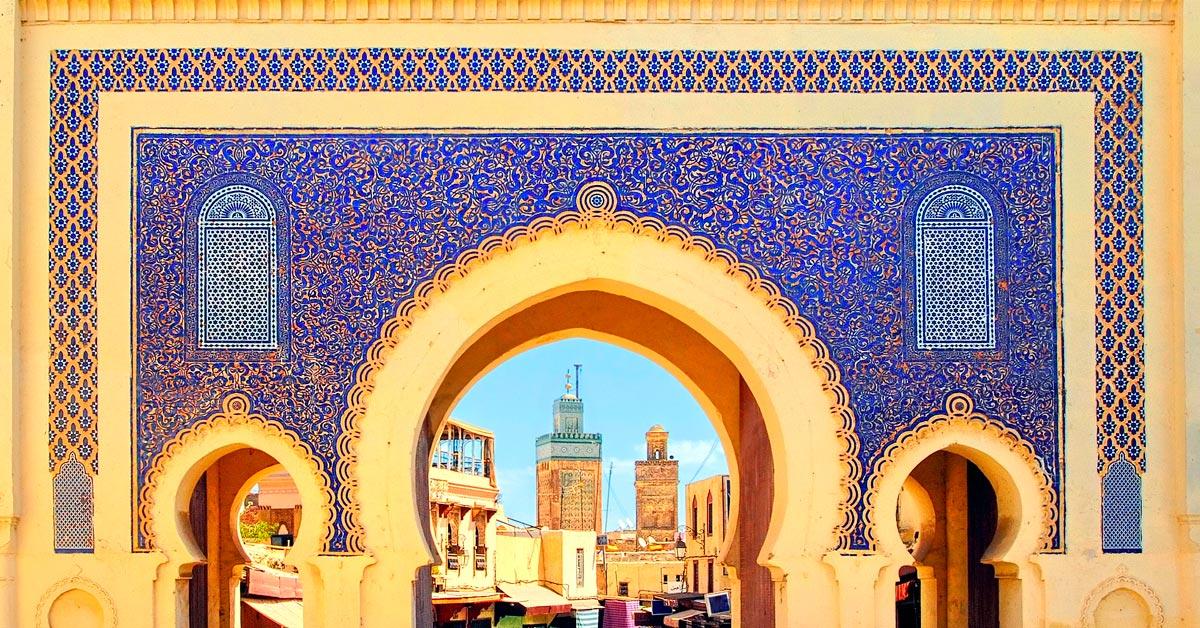Dovolenka Maroko - Pevnina