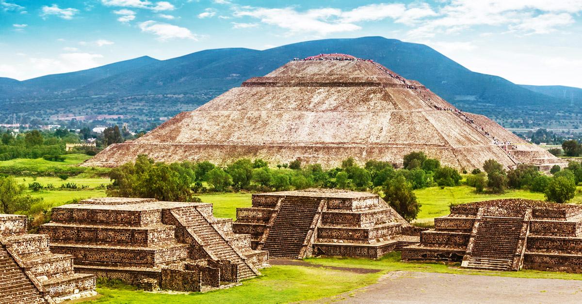 Dovolenka Mexiko