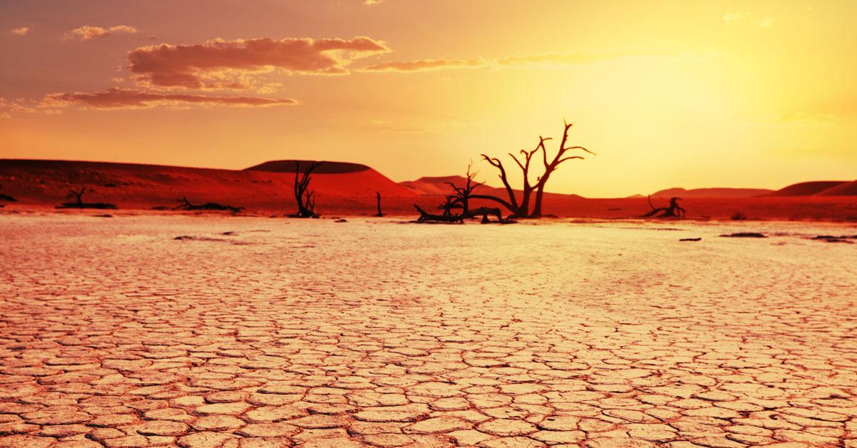 Dovolenka Namíbia