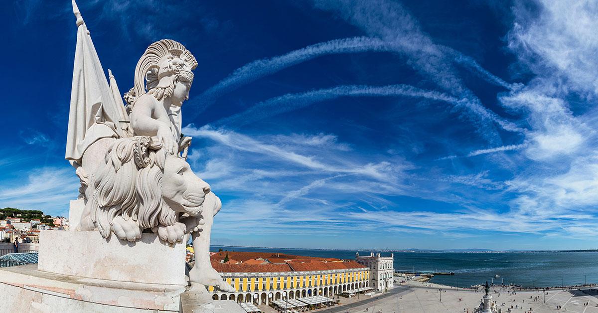 Dovolenka Lisabon a okolie