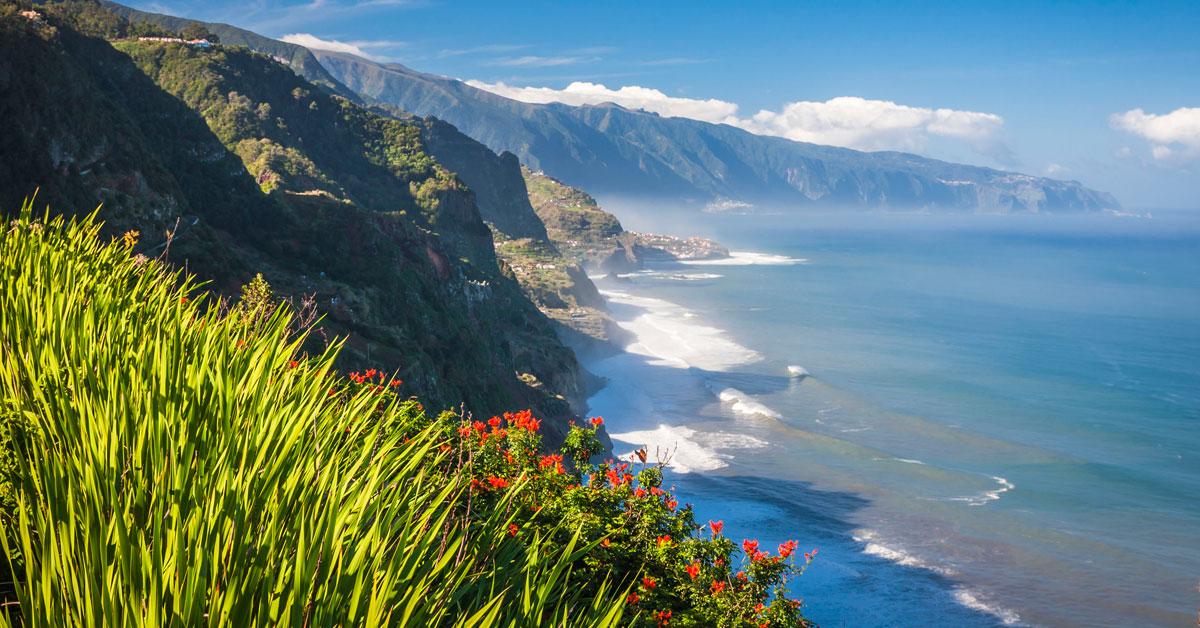 Dovolenka Madeira