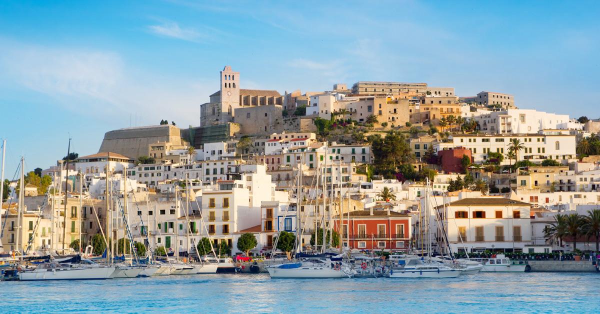 Dovolenka Ibiza