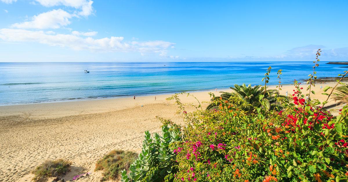Dovolenka Fuerteventura