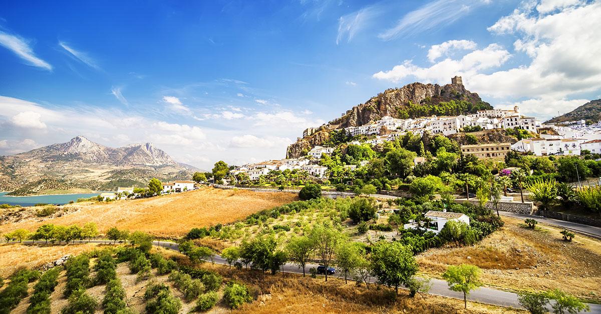 Dovolenka Andalúzia