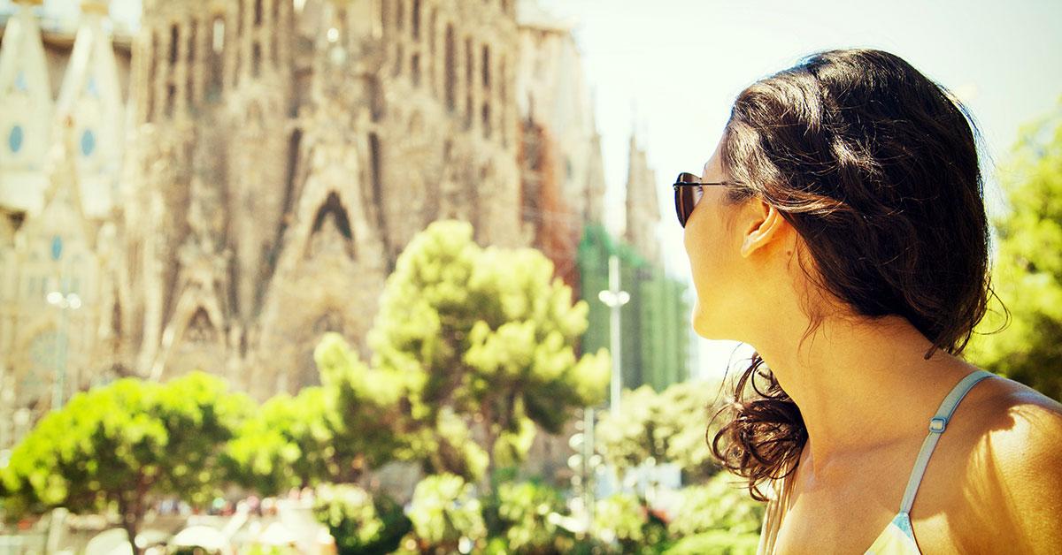 Dovolenka Barcelona a okolie