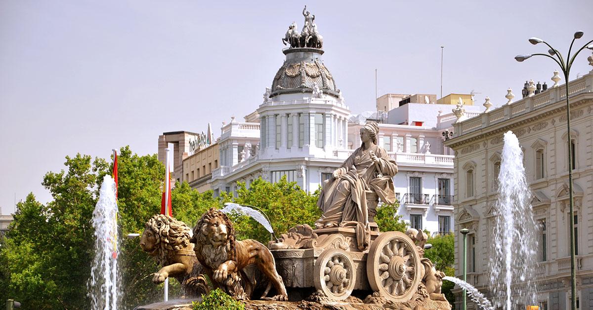 Dovolenka Madrid a okolie