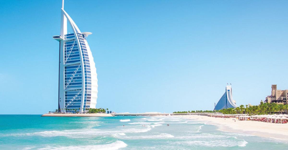 Dovolenka Spojené arabské emiráty