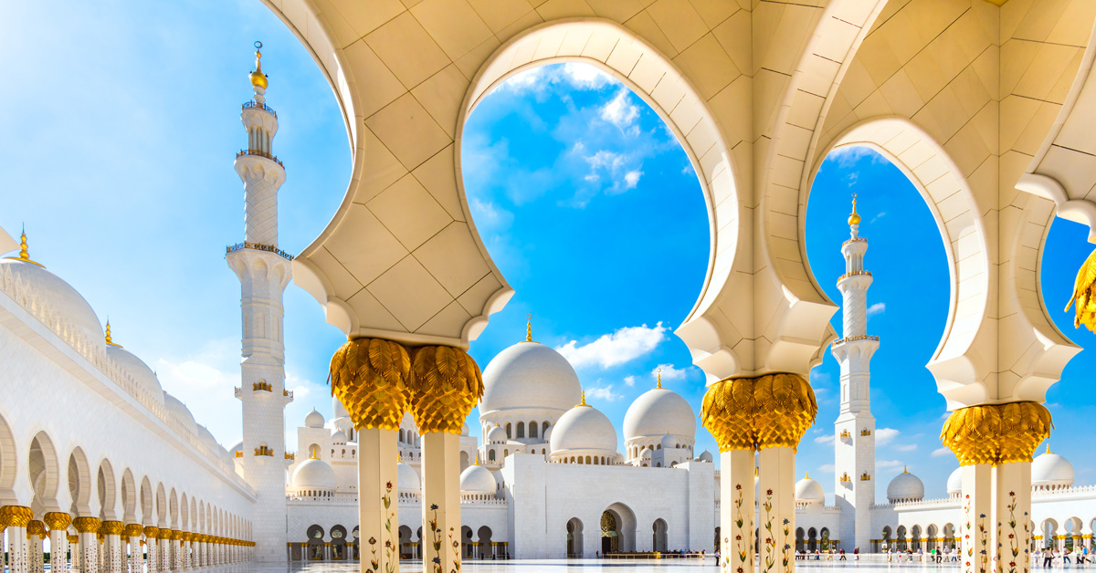 Dovolenka Abu Dhabi