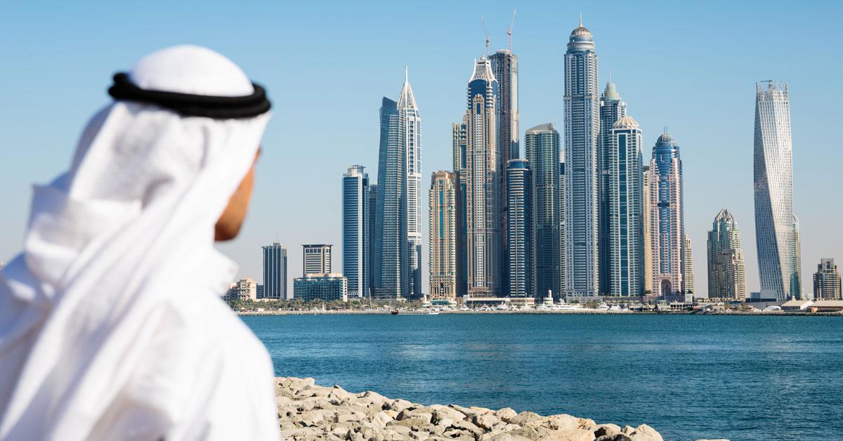 Dovolenka Dubaj