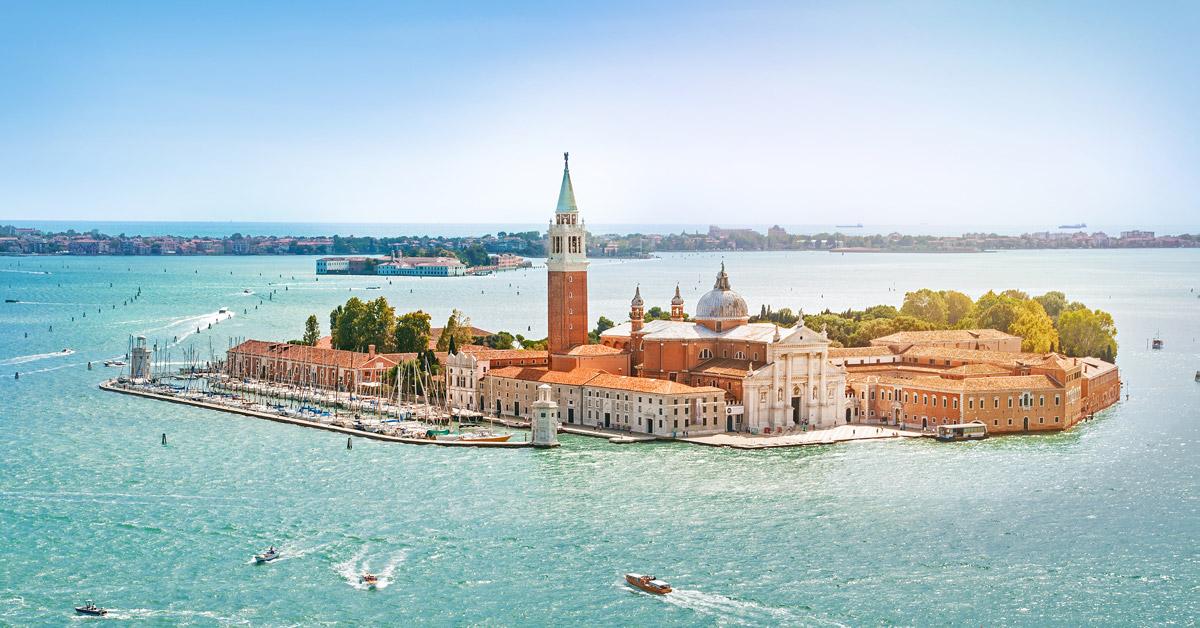 Dovolenka Benátky