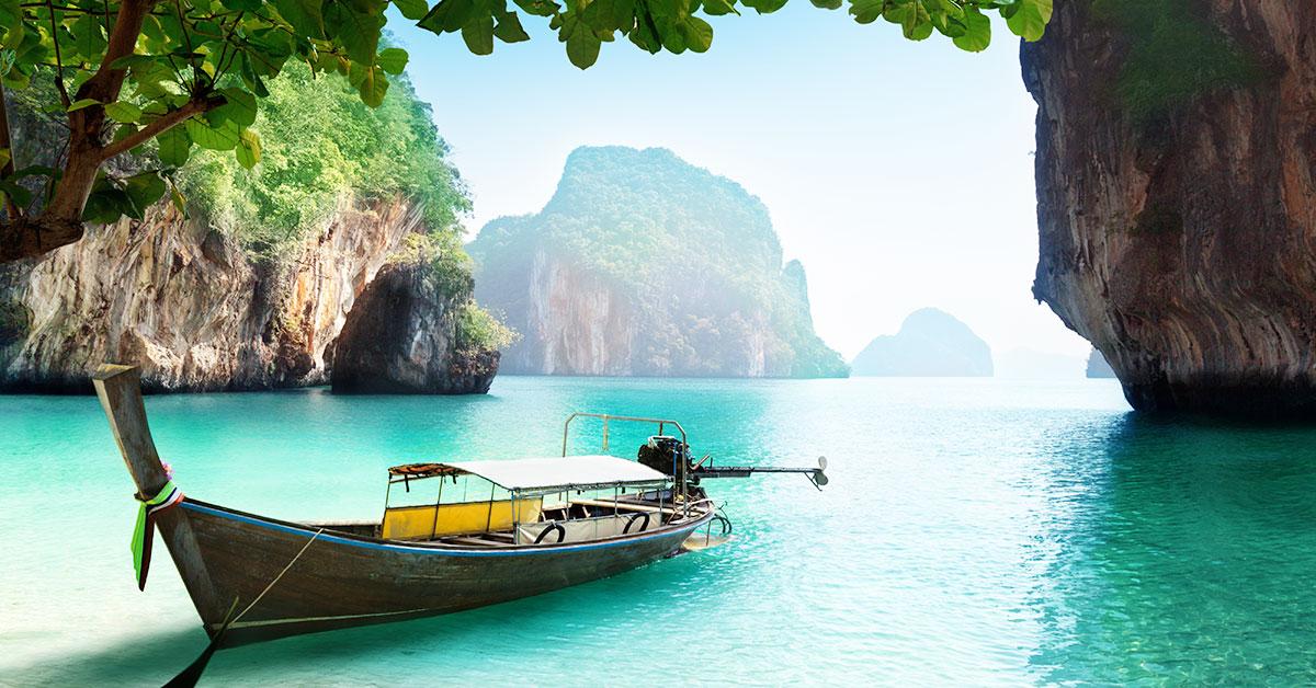 Dovolenka Phuket