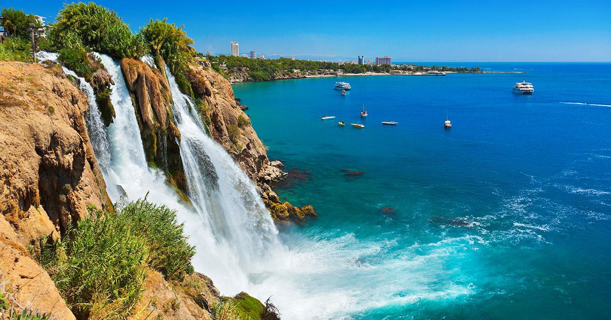 Dovolenka Antalya a Belek
