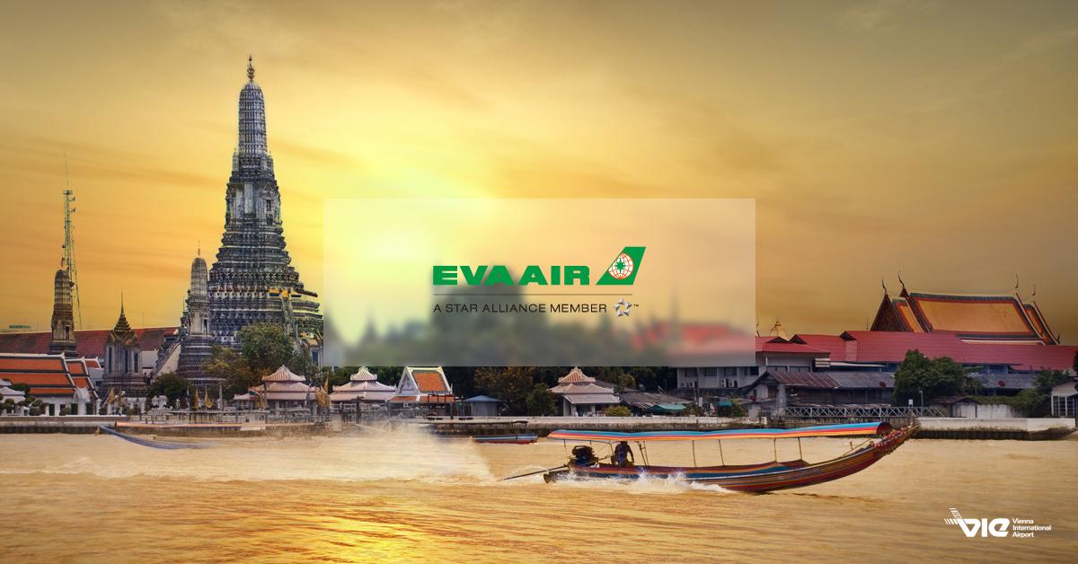 Prémiová dovolenka v Bangkoku s EVA Air