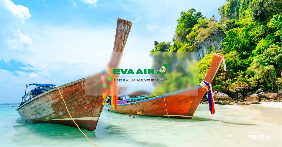 Prémiová dovolenka na Phukete s EVA Air